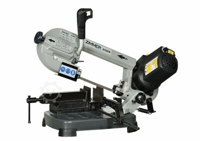 Mobile band saw machine