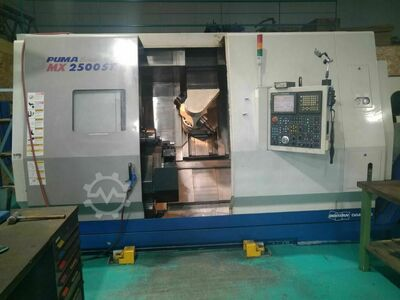 CNC LATHE 9 AXIS DUAL SPINDLE