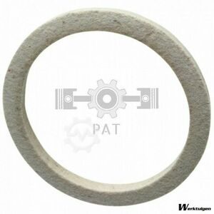 Deutz F1L 514 Felt ring crankshaft