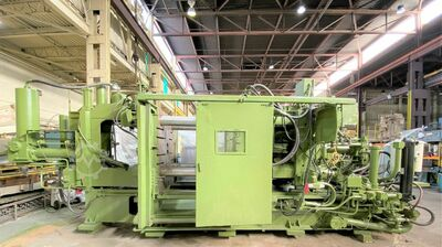 COLD CHAMBER - DIE CASTING MACHINE #4705