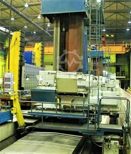 Support sleeve plate boring machine