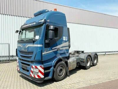 Iveco Magirus Stralis AS440S50 6x4 Stralis AS440S50 6x4