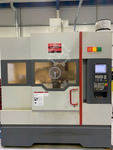 Heavy Duty 5 axis VMC - Siemens 828D