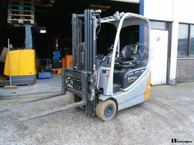 Forklift 2 tons electric