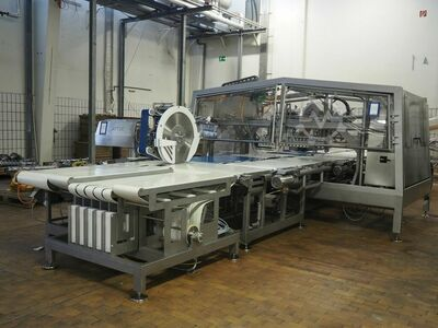 Attec fully automatic pork cutting line