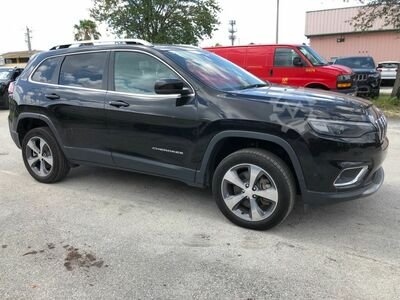 JEEP CHEROKEE RHD Limited MEVCUTTUR