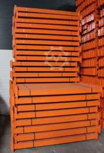 Nedcon NS 1.900 mm / K: 110 x 40 mm Fachlast: 3.000 Kg / orange