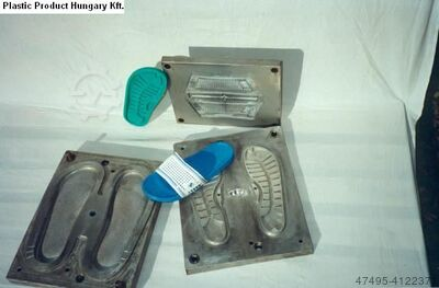 Plastic slipper from 23 to 45 size