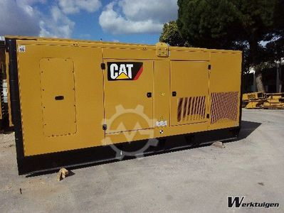 Caterpillar C13 450 KVA | year 2020, NEW
