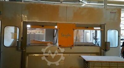5-AXES CNC WORKING CENTER