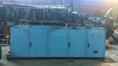 INDUCTION FURNACE AEG ELOTHERM 600 KW