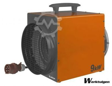Euromac Heat-Duct-Pro 9 Kw