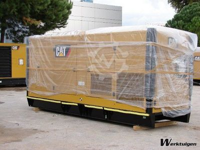 Caterpillar C15 500 KVA | year 2020, NEW