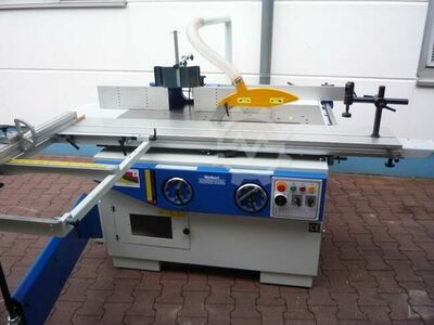 Table saw-milling machine