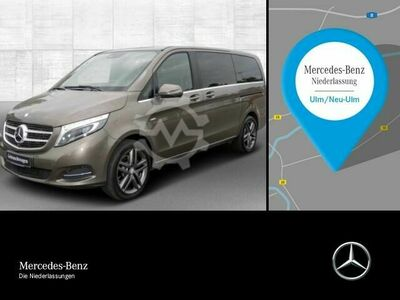 Mercedes-Benz V 250d 4MATIC AVANTGARDE EDITION Lang Standhzg.