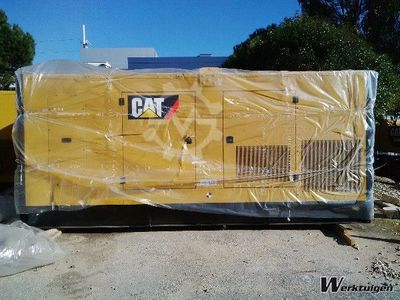 Caterpillar C15 550 KVA | year 2020, NEW