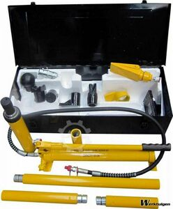 Barntools Metall-Exhaustion-Kit 10 Tonne