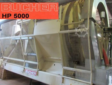 Bucher-Guyer AG HP 5000