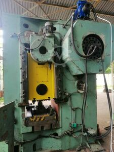Knuckle-joint coining press