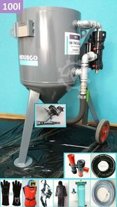 Indusco Solution Oekonomisch 100l