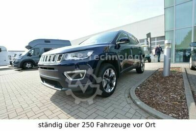 Sonstige/Other JEEP Compass Limited 1.4 MA 4x4 Aut. Euro6d temp