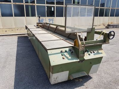 AUTOMATIC EDGE CUTTER for PLANK