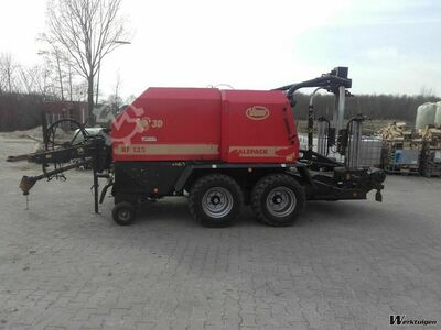 Vicon RF 135 baler wrapping kombinacija