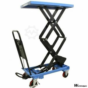 Barntools Lift Table Extra High 300 Kg