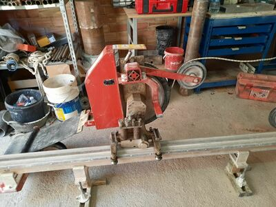 DISC CUTTER PL 15 AND WIRE CUTTER