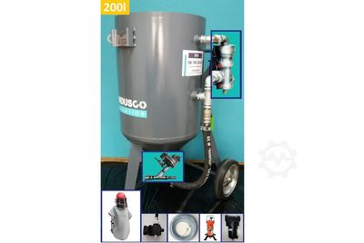 Indusco Solution Spezial 200l