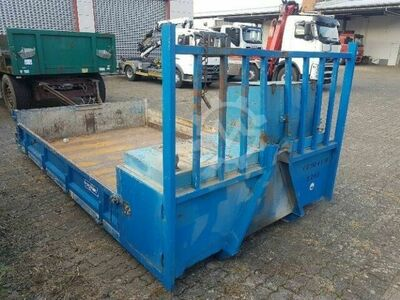 Sonstige/Other Andere Abrollbehälter Citylift Abrollcontainer 2,