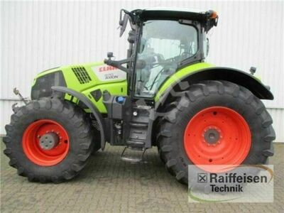 Claas Axion 870 C Matic