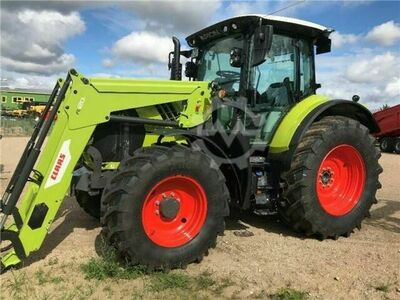 Claas arion 530 cis / fl 120 c