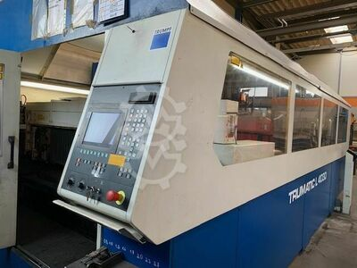 TRUMPF TC L4030 low hours