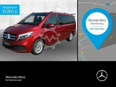 Mercedes-Benz V 250 d EDITION Lang Panorama Sport P. Standhzg.