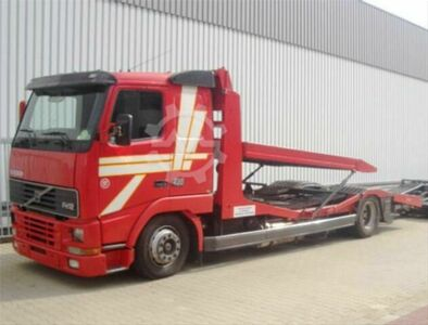 Sonstige/Other Andere FH 12 420 4x2 Standheizung/Klima/Tempomat/