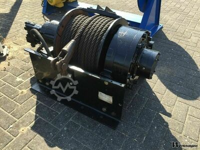 DP Winches Oklahoma 25 ton winch