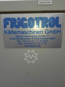 Cooling unit 17kw, 200Liter water, 24bar, R404a