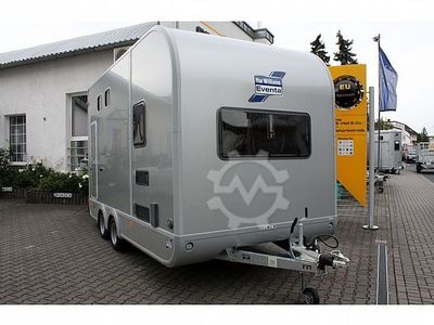 "Ifor Williams EVENTA L ""All in one"" Pferdetransport u. Wohnen"