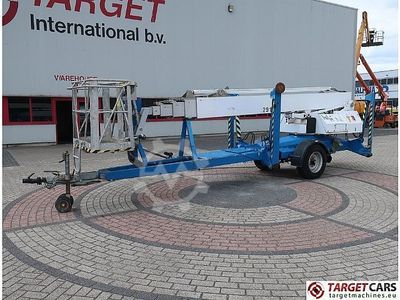 Sonstige/Other Denka DL25 Towable Telescopic Boom Lift 2530cm