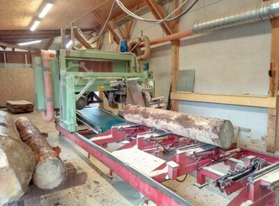 Trunk band saw