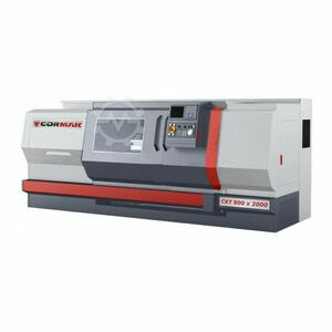 CNC τόρνος 800x2000 Hydr. Τσακ Tailstock