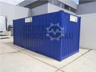 Seecontainer 20 (ft)