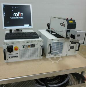 Rofin Sinar Powerline E20 SHG