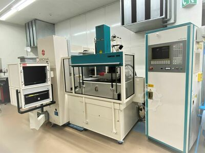 Ingersoll Hansen 300 EDM CNC machine 300 EDM CNC machine