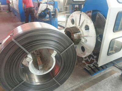 WIRE PROFILE COLD ROLLING MILL