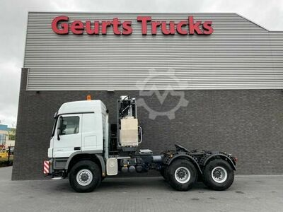 Mercedes-Benz 4061 SLT 6X6 TITAN HEAVY DUTY PRIME MOVERS