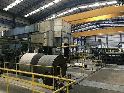 6-HI Storing Cold Rolling Mill