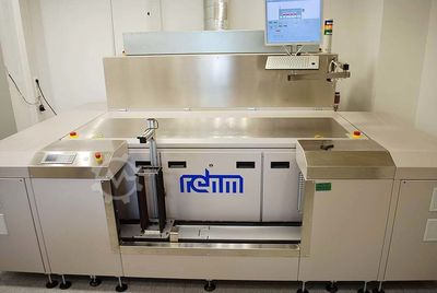 REHM THERMAL SYSTEMS RDS 1800 Magazin