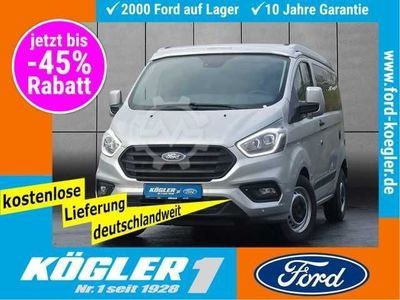 Ford Transit Custom Nugget Aut. / Aufstelldach 17%*